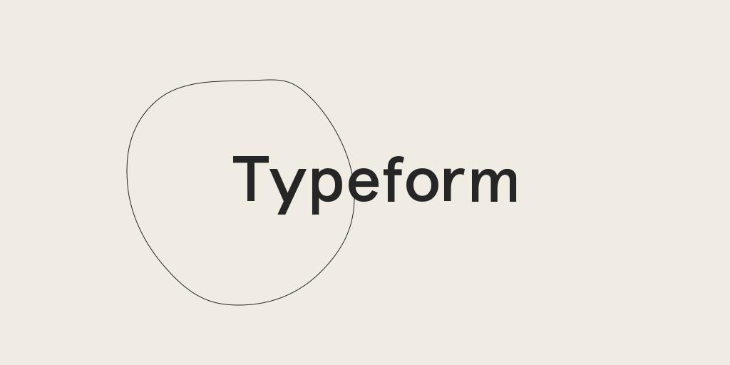 Resultado de imagem para typeform